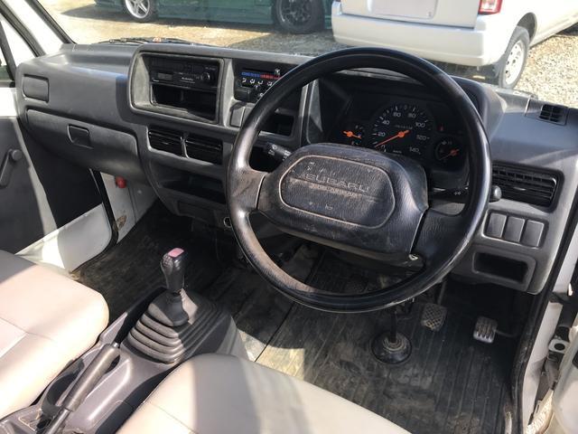 4WD 5速マニュアル 三方開 車検整備付 運転席エアバッグ(10枚目)