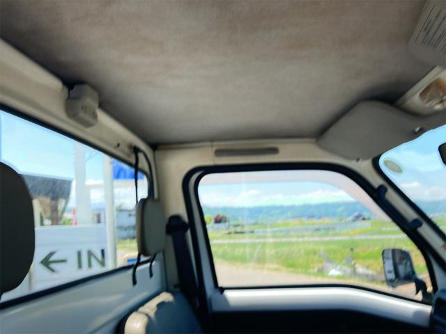 TC プロフェッショナル 4WD 5速マニュアル エアコン パワーステアリング 三方開 走行距離64716キロ 保証付き 運転席エアバッグ ヘッドライトレベライザー ドアバイザー 車検2022年2月まで(38枚目)