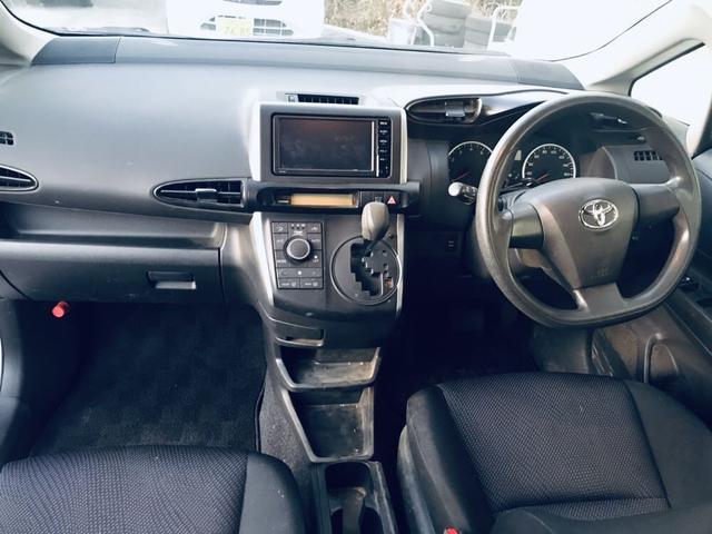 「トヨタ」「ウィッシュ」「ミニバン・ワンボックス」「長野県」の中古車5