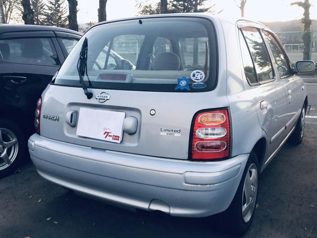 「日産」「マーチ」「コンパクトカー」「長野県」の中古車2