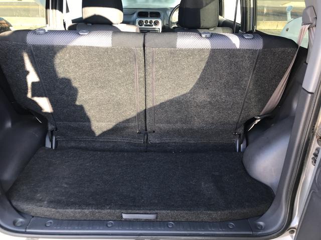 エアロダウンカスタムX 4WD 背面タイヤハードカバー(7枚目)