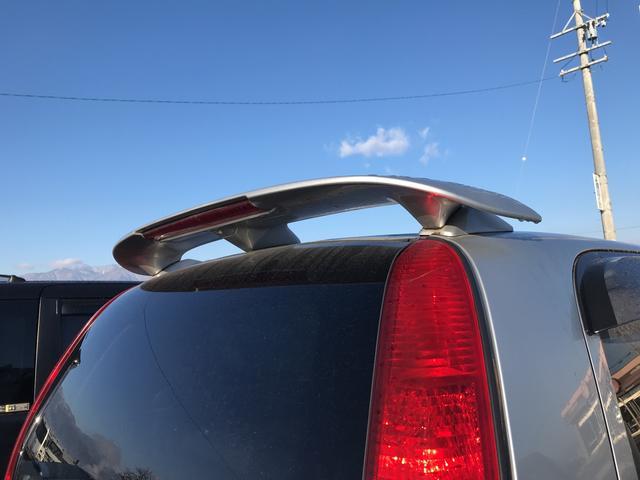 エアロダウンカスタムX 4WD 背面タイヤハードカバー(9枚目)