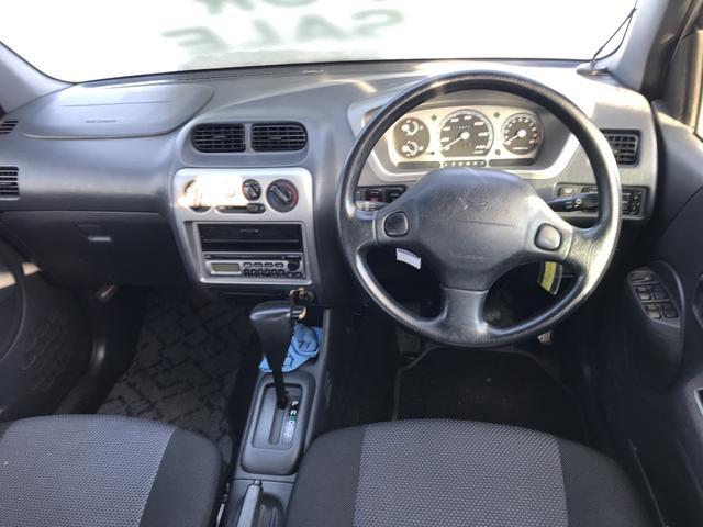 エアロダウンカスタムX 4WD 背面タイヤハードカバー(19枚目)