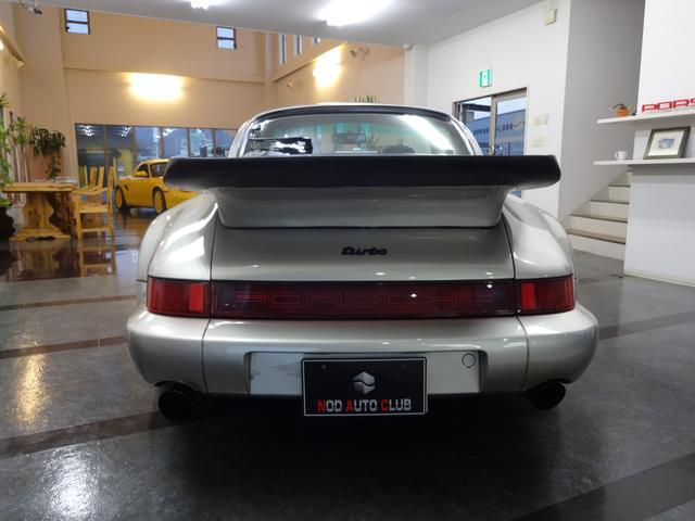 964ターボ BBS18インチAW ビルシュタイン車高調(4枚目)