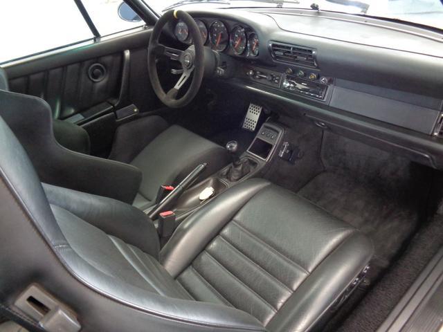 964ターボ BBS18インチAW ビルシュタイン車高調(7枚目)