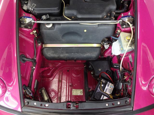 ポルシェ ポルシェ 911 964ターボ egフルオーバーホール済み