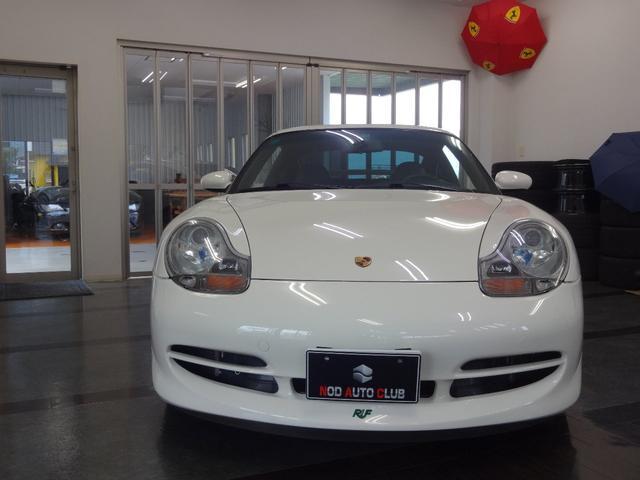 ポルシェ ポルシェ 996カレラGTエディション20台限定モデル