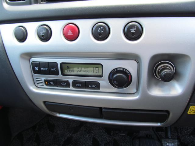 スズキ MRワゴン スポーツ 4WD シートヒーター 社外CD オートエアコン