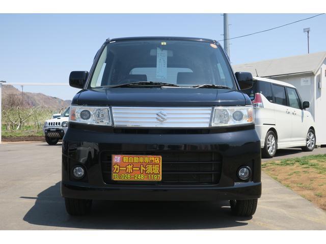 スティングレーX 4WD ETC HID シートヒーター(2枚目)