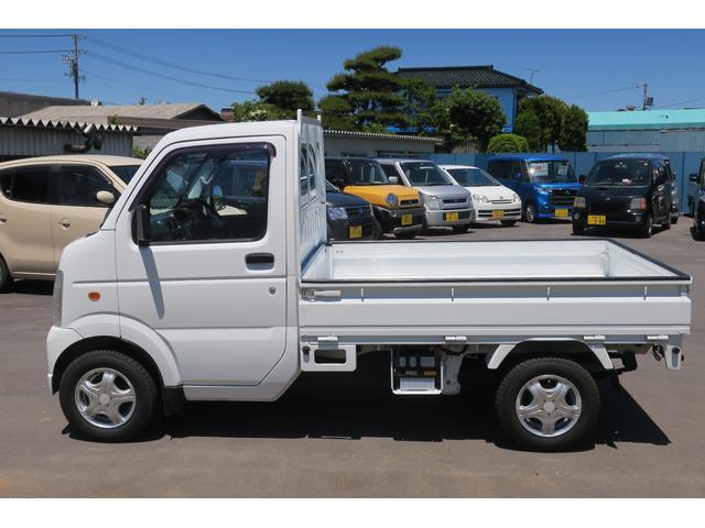 KCパワステ農繁仕様 4WD 5速マニュアル(7枚目)