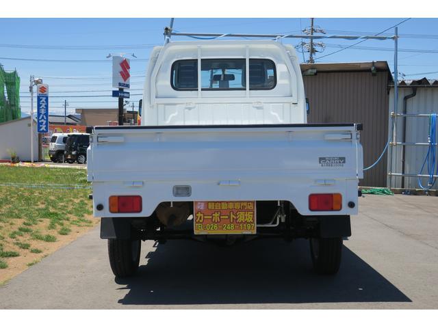 KCパワステ農繁仕様 4WD 5速マニュアル(11枚目)