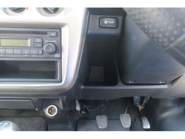 ベースグレード 4WD 5速マニュアル パワーウインドウ(10枚目)