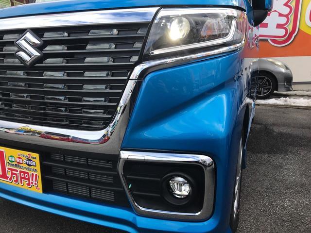 ハイブリッドGS 4WD 届出済未使用車 左電動スライド(4枚目)