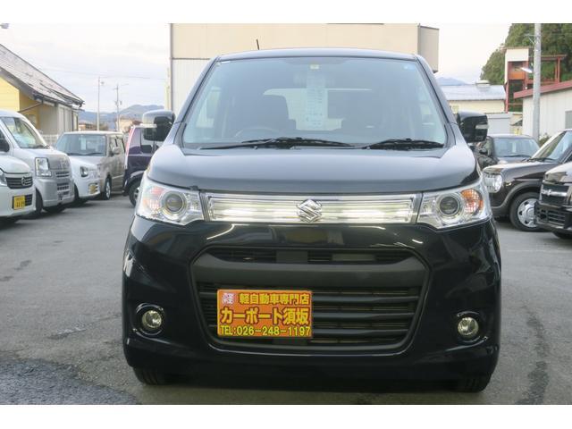 「スズキ」「ワゴンRスティングレー」「コンパクトカー」「長野県」の中古車3