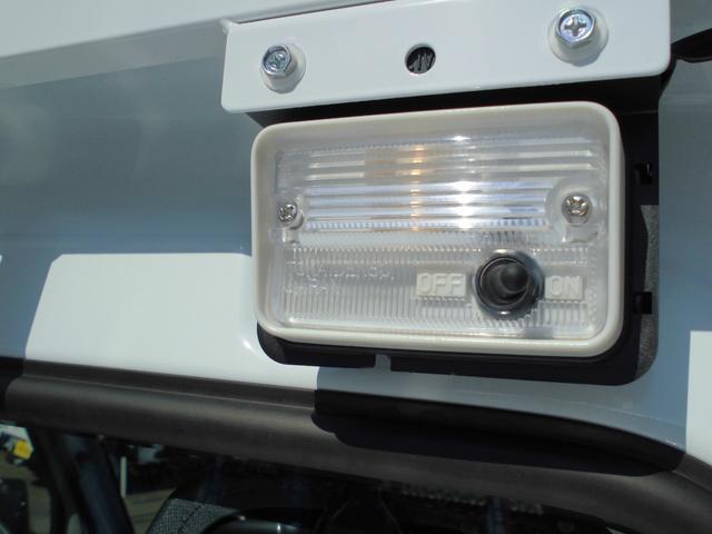 KCパワステ農繁仕様 4WD 両席エアバッグ ABS 作業灯(12枚目)