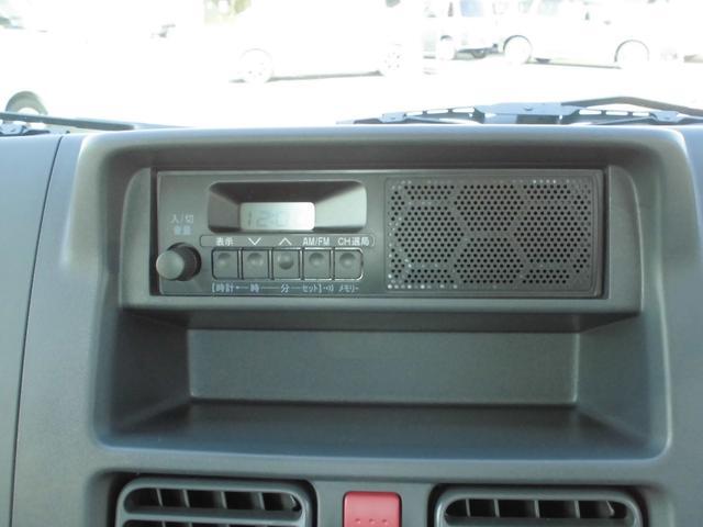 KCパワステ農繁仕様 4WD 両席エアバッグ ABS 作業灯(20枚目)