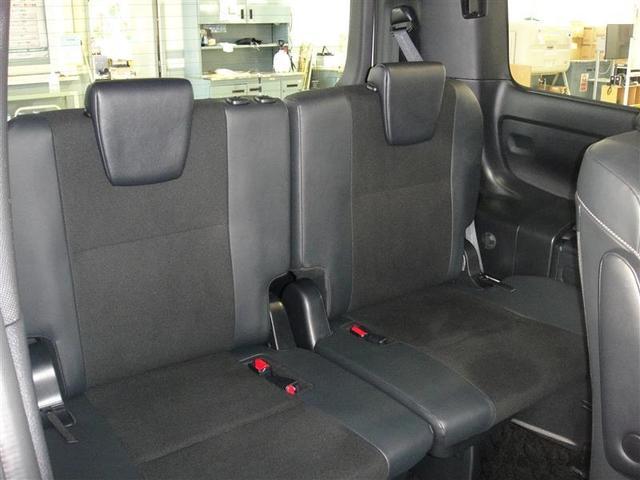 Si 4WD ナビ バックカメラ 両側パワースライドドア オートエアコン フルセグ 後席モニター 衝突被害軽減システム 乗車定員7人(17枚目)