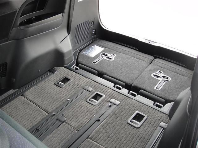 アエラス 4WD フルセグ メモリーナビ DVD再生 ミュージックプレイヤー接続可 バックカメラ 衝突被害軽減システム ETC 両側電動スライド LEDヘッドランプ 乗車定員7人 3列シート 記録簿(40枚目)