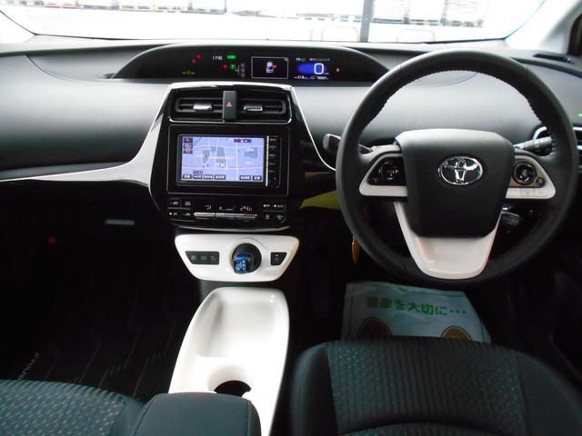 トヨタ プリウス A 4WD レーンアシスト LEDライト オートクルーズ