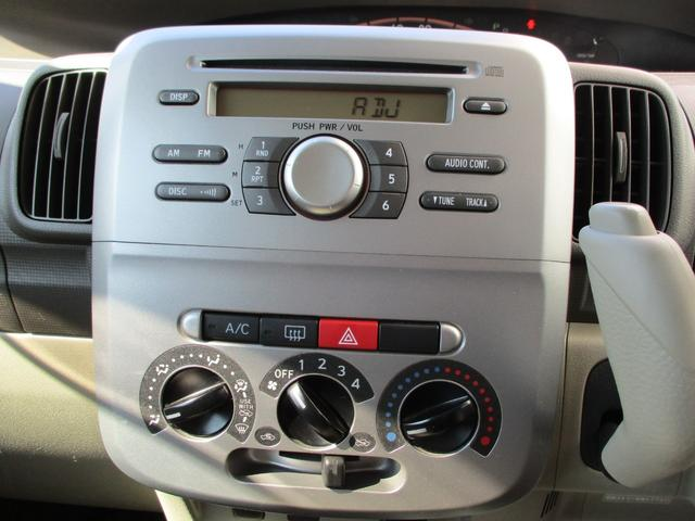 L 4WD アイドリングストップ 寒冷地仕様 キーレス CD(11枚目)