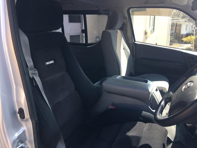 ロングワイドスーパーGL 4WD 車いす登録の8ナンバー(3枚目)