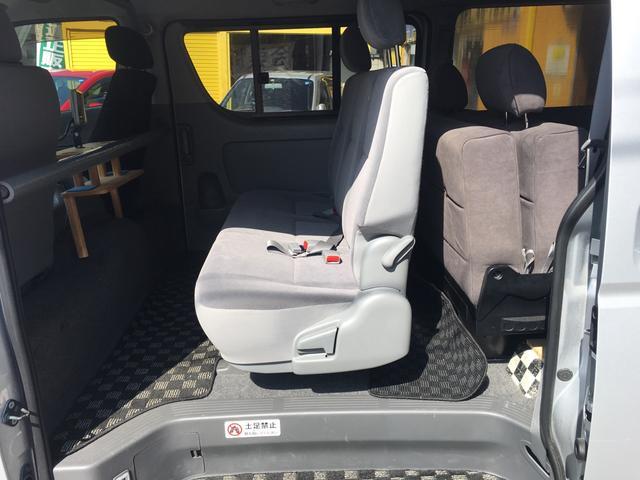 ロングワイドスーパーGL 4WD 車いす登録の8ナンバー(18枚目)