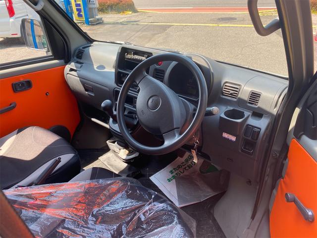 DX 4WD リフトアップ 5速MT エアコン パワステ(12枚目)
