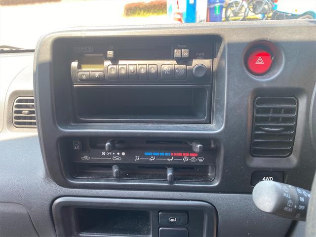 DX 4WD リフトアップ 5速MT エアコン パワステ(16枚目)