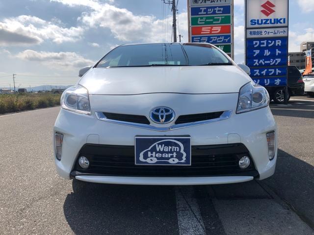 「トヨタ」「プリウス」「セダン」「長野県」の中古車3