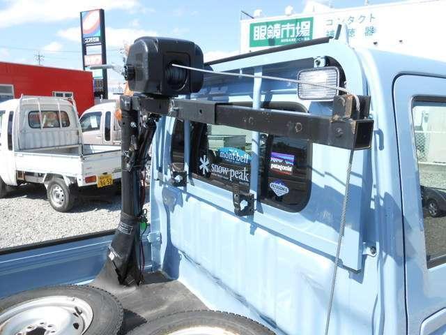 エクストラ 3方開 4WD 5速MT キーレス CD ETC(10枚目)