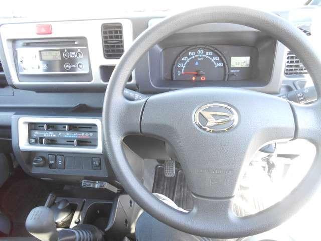 エクストラ 3方開 4WD 5速MT キーレス CD ETC(13枚目)