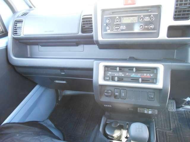 エクストラ 3方開 4WD 5速MT キーレス CD ETC(17枚目)