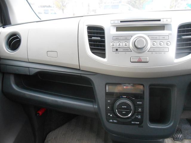 FX 4WD キーレス シートヒーター 衝突安全ボディ(15枚目)