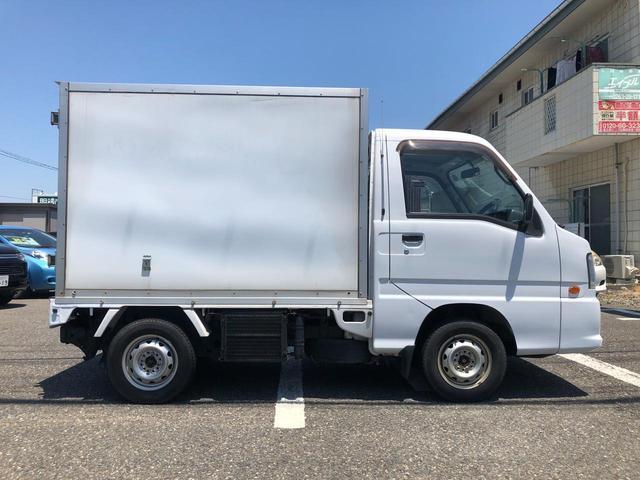 4WD 冷凍車-7℃(6枚目)