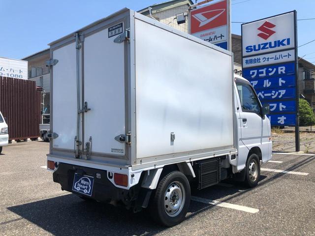 4WD 冷凍車-7℃(8枚目)