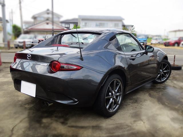 「マツダ」「ロードスターRF」「オープンカー」「長野県」の中古車7