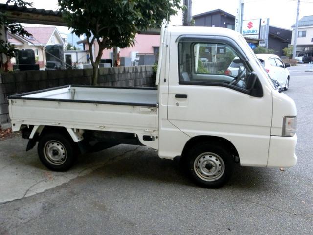 TB 4WD エアコン タイヤ新品 タイベル済み(5枚目)
