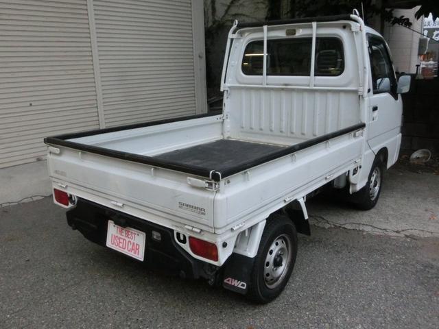 TB 4WD エアコン タイヤ新品 タイベル済み(6枚目)