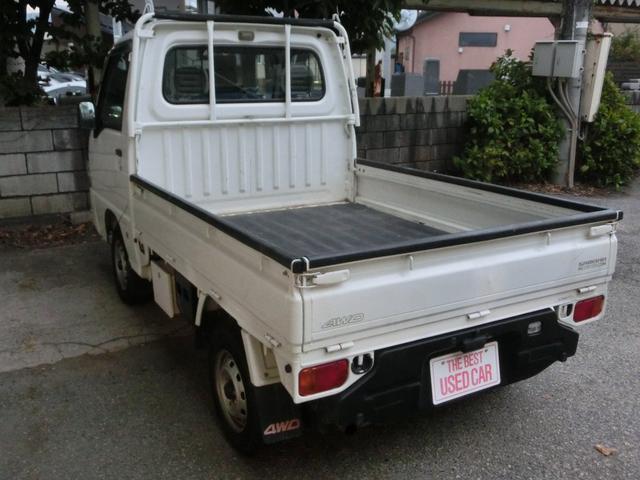 TB 4WD エアコン タイヤ新品 タイベル済み(8枚目)