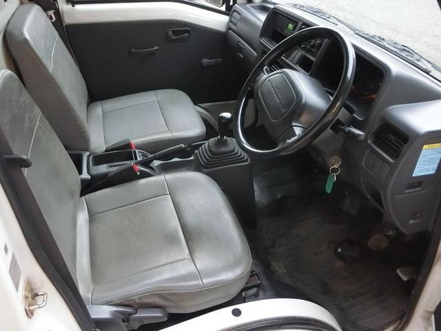 TB 4WD エアコン タイヤ新品 タイベル済み(9枚目)