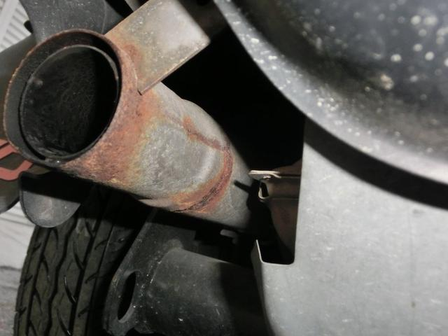 TB 4WD エアコン タイヤ新品 タイベル済み(15枚目)