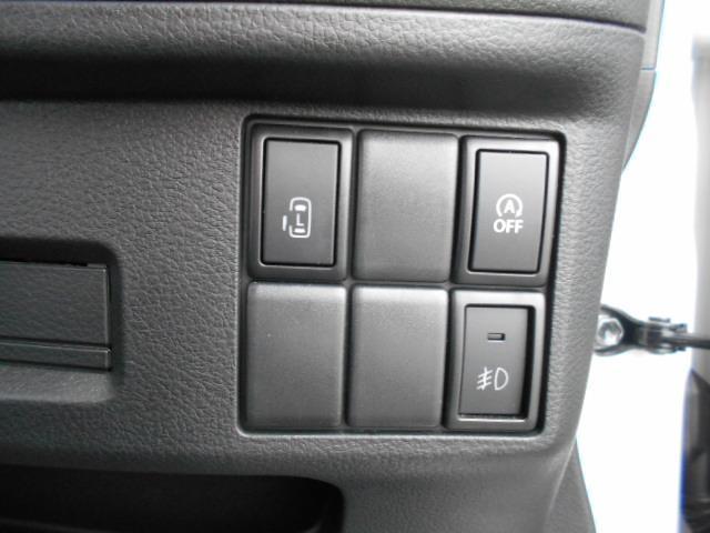 スズキ スペーシアカスタムZ ベースグレード 2WD 左電動スライドドア CD オートAC