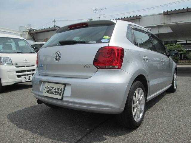 フォルクスワーゲン VW ポロ TSIコンフォートライン ETC