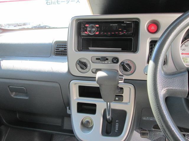 カスタムターボRS 4WD HIDライト CDオーディオ(17枚目)