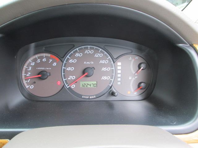 ☆お手頃価格の4WD8人乗りワゴン入庫しました。ワンオーナーで車内もキレイです。 バックカメラ付きで安心駐車!☆