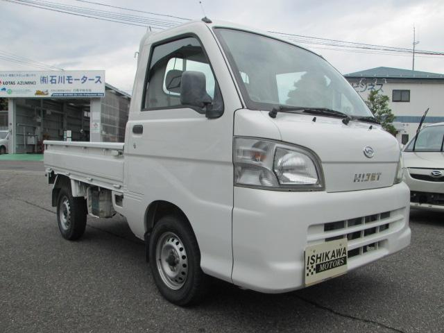 エアコン・パワステ スペシャル 4WD オートマ 三方開(3枚目)