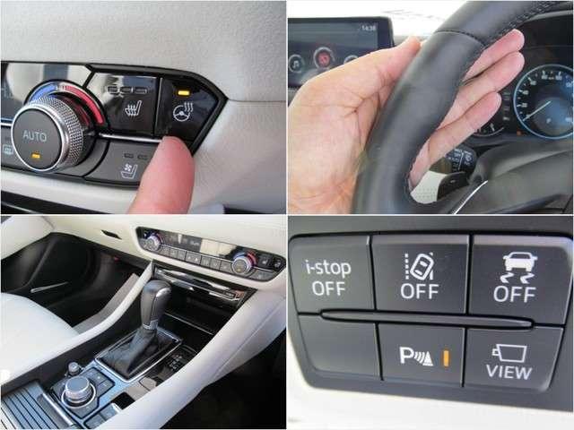 2.2 XD Lパッケージ ディーゼルターボ 4WD 白革内(9枚目)