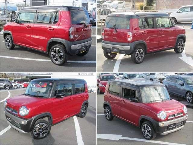 「マツダ」「フレアクロスオーバー」「コンパクトカー」「長野県」の中古車20