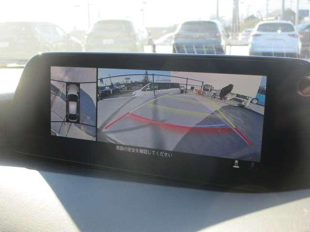 1.5 15S ツーリング 当社デモUP 禁煙車 ナビ ETC 360度カメラ Gベクタリングコントロールプラス カープレイ メモリーオーディオ 18インチアルミ マツダ先進安全技術搭載車 前後パーキングセンサー(6枚目)