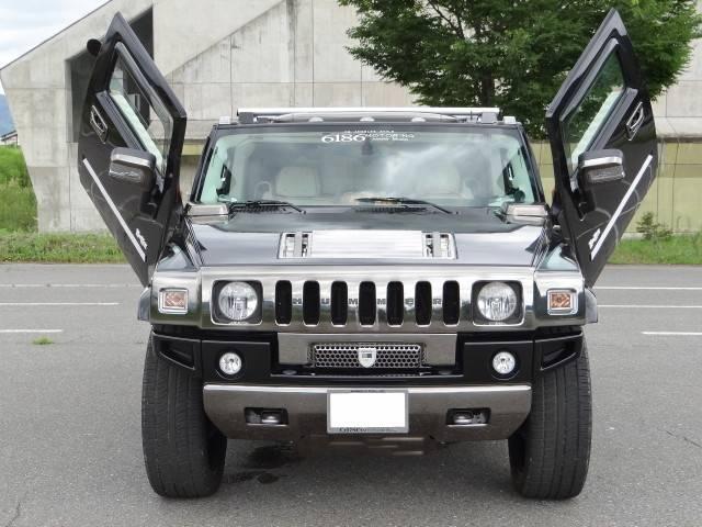 「ハマー」「ハマー H2」「SUV・クロカン」「長野県」の中古車7